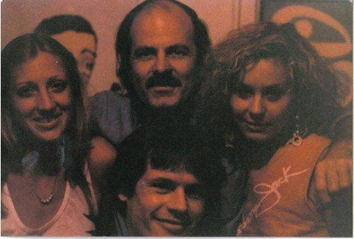 Marci Newton, left, me, top, James bottom, LeAnn, right.