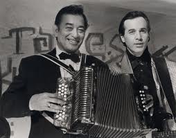 Flaco Jaminez and Ry Cooder