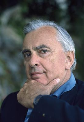 American Writer Gore Vidal