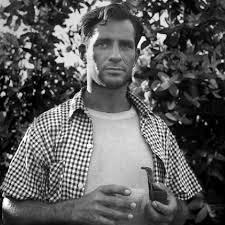 Kerouac in 1960.