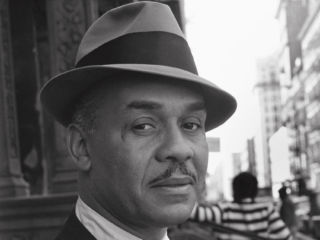 Ralph Ellison In Harlem