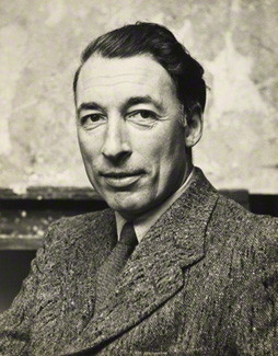 NPG P1676; (Frederick) Louis MacNeice by Rollie McKenna